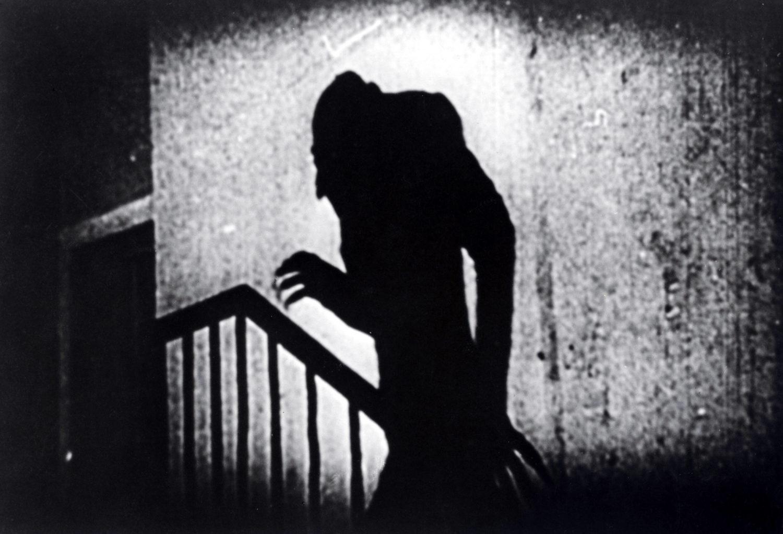 Max Schreck in dem Meisterwerk des Schreckens aus dem Jahr 1922. Foto: Imago/ Everett Collection