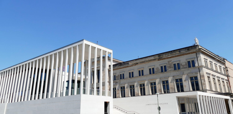 Anfang Oktober wurden Ausstellungsstücke im Pergamon-Museum beschädigt. Im Verdacht: Anhänger der Aluhut-Szene. Foto: Imago Images/UIG