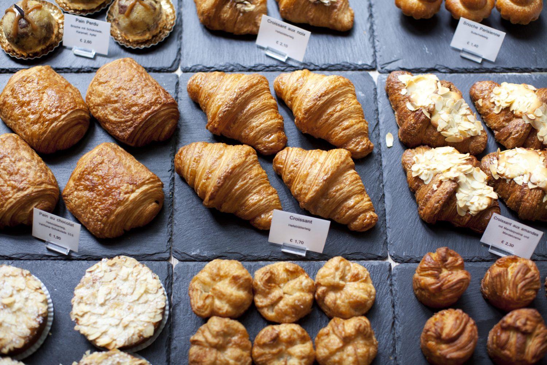 Ein Stück vom Glück: das ist ein Croissant von Du Bonheur für uns auf jeden Fall.
