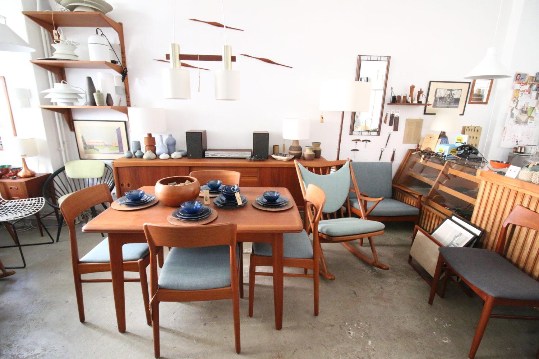 Vintage Möbel Berlin Fans von skandinavischen Designs kommen bei Vintage Galore auf ihre Kosten.