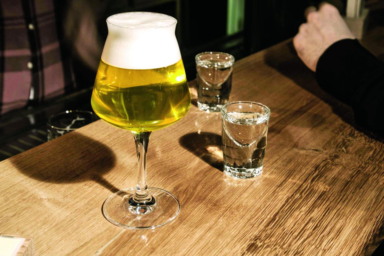 Auch im Kauz und Kiebitz im Neuköllner Reuterkiez gibt's das Bier. Foto: Kevin Nerlich