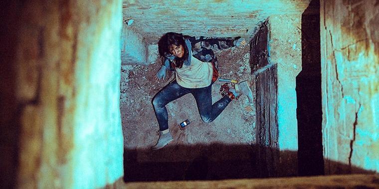 Horrorfilme Berlin: Eigentlich ein Ort für einen schönen Spaziergang, doch in den Heilstätten in Beelitz kann es auch gruselig zugehen. Foto: Copyright 2017 Twentieth Century Fox