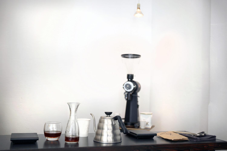 Die hohe Kunst der Kaffezubereitung wird im Nano Kaffee gepflegt. Foto: Nano Kaffee