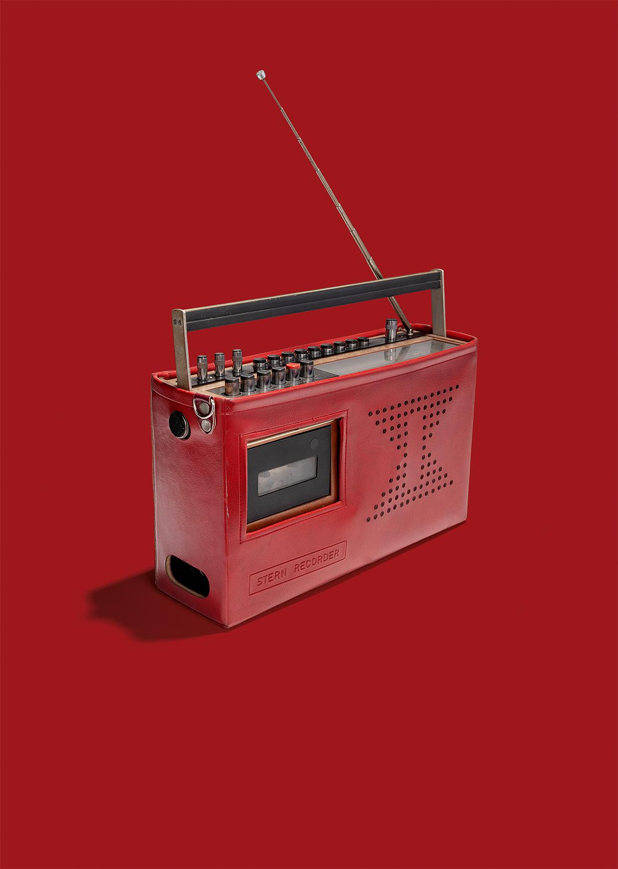 In Weißensee wurden Radios für ein ganzes Land hergestellt. Foto: DDR Museum, Berlin 2020