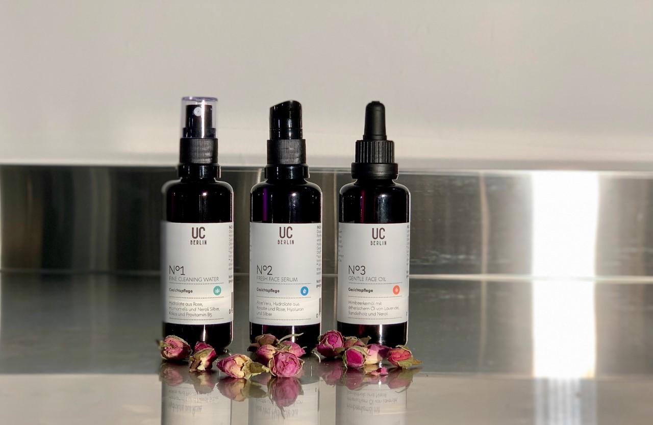 Naturkosmetik Berlin Zum Sortiment von Urban Cosmetics gehören neben Hautpflegeprodukten auch Haar-, Imtimpflege und Badezusätze.