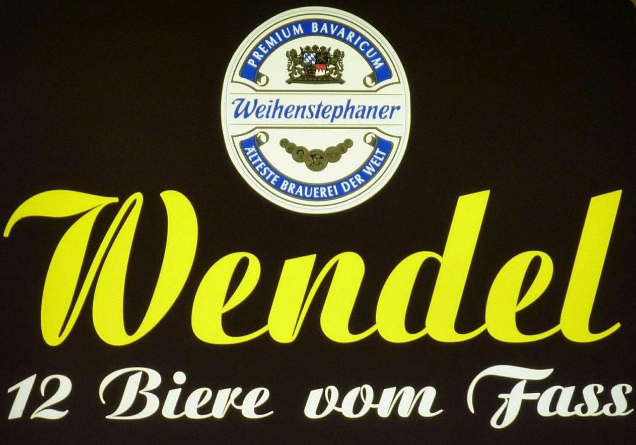 Ein Stück Alt-Berlin im Wendel. Foto: Wendel
