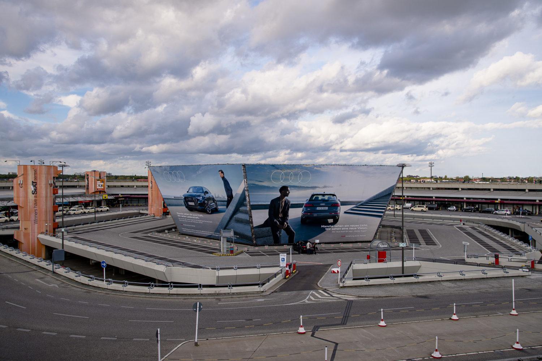 Flughafen Tegel Abschied