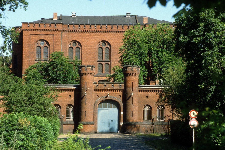 Gefängnis Berlin: Kriegsverbrechergefängnis in Spandau, 1986. Foto: Imago/Sven Simon