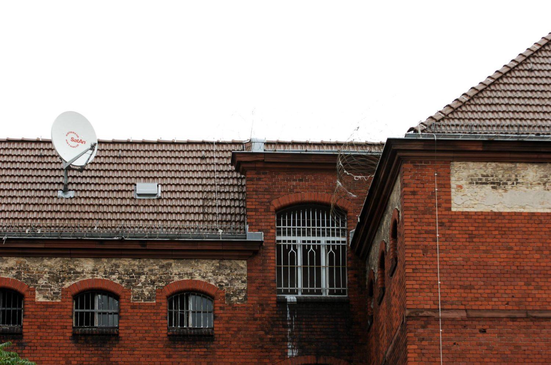 Gefängnis Berlin: Justizvollzugsanstalt für Frauen Lehrter Straße 61, 2009. Foto: Imago/Sven Lambert