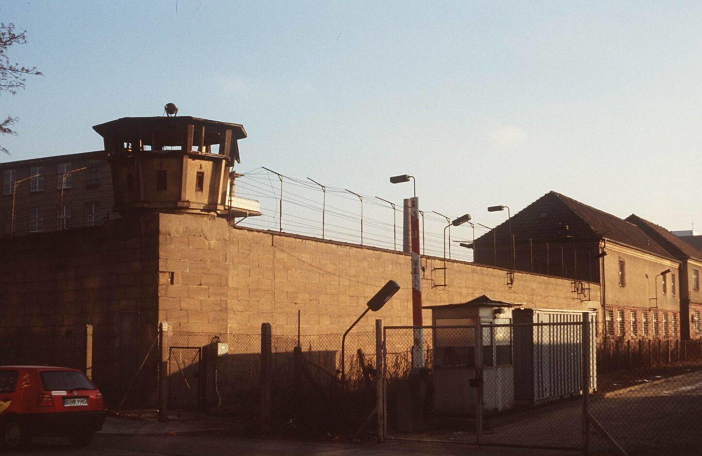 Gedenkstätte Hohenschönhausen, 1996. Foto: Imago/Teutopress