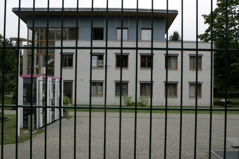 Justizvollzugsanstalt Hakenfelde, um 2005. Foto: Imago/Mauersberger