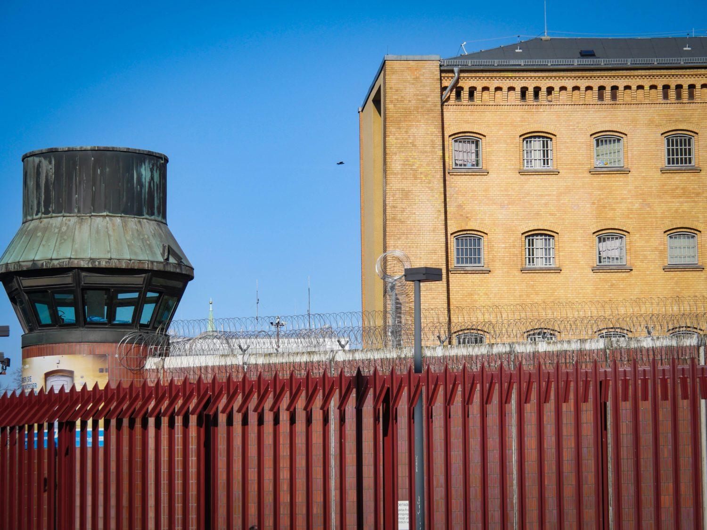 Gefängnis Berlin: JVA Moabit. Foto: Imago/Jürgen Ritter