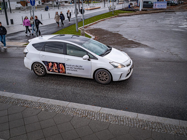 Uber Berlin Preise