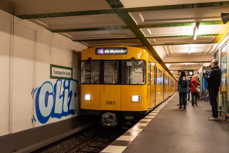 Berlin Bahnhöfe: