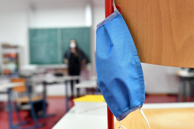 Am kommenden Montag sollen Berlins Schulen wieder schritt- und teilweise öffnen. Foto: imago images/Sven Simon