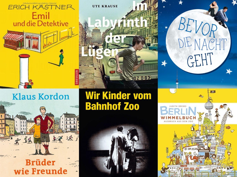 Lesungen Berlin Heute