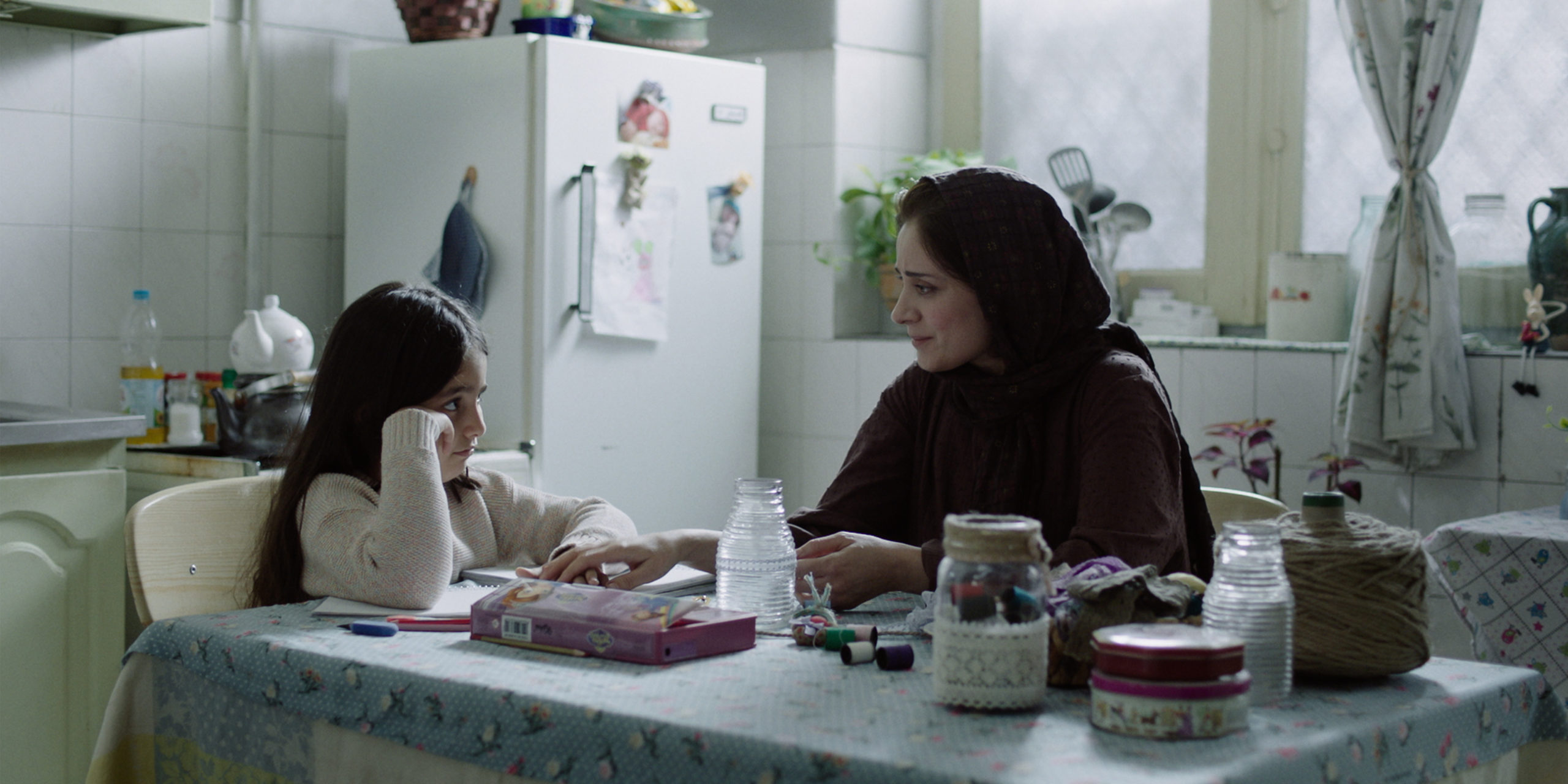 Maryam Moghaddam und Lili Farhadpour in einem iranischen Film, der abermals die Todesstrafe zum Thema hat. Foto: Amin Jafari