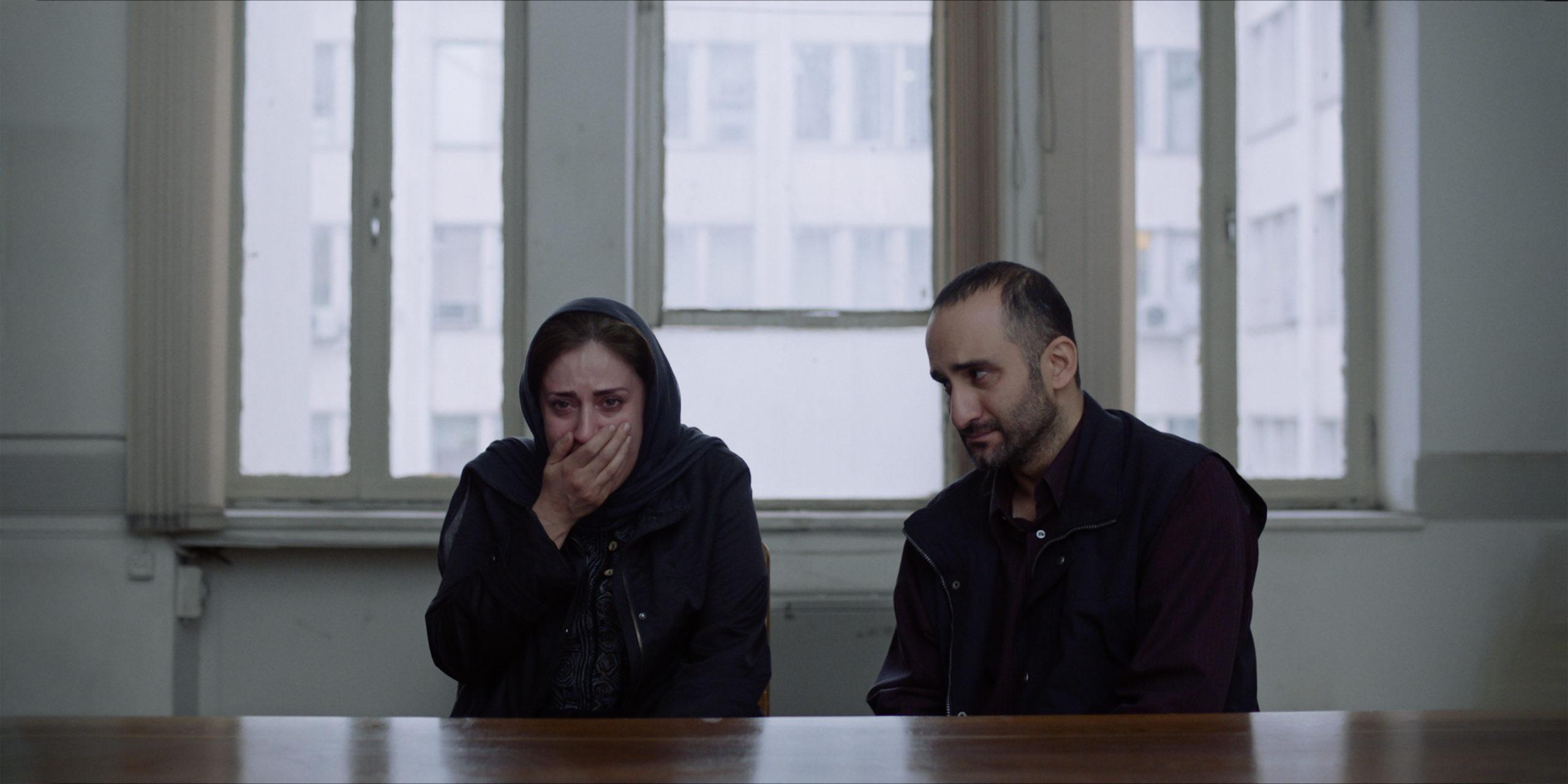 Ko-Regisseurin und Schauspielerin Maryam Moghaddams energische Präsenz ist preisverdächtig. Foto: Amin Jafari