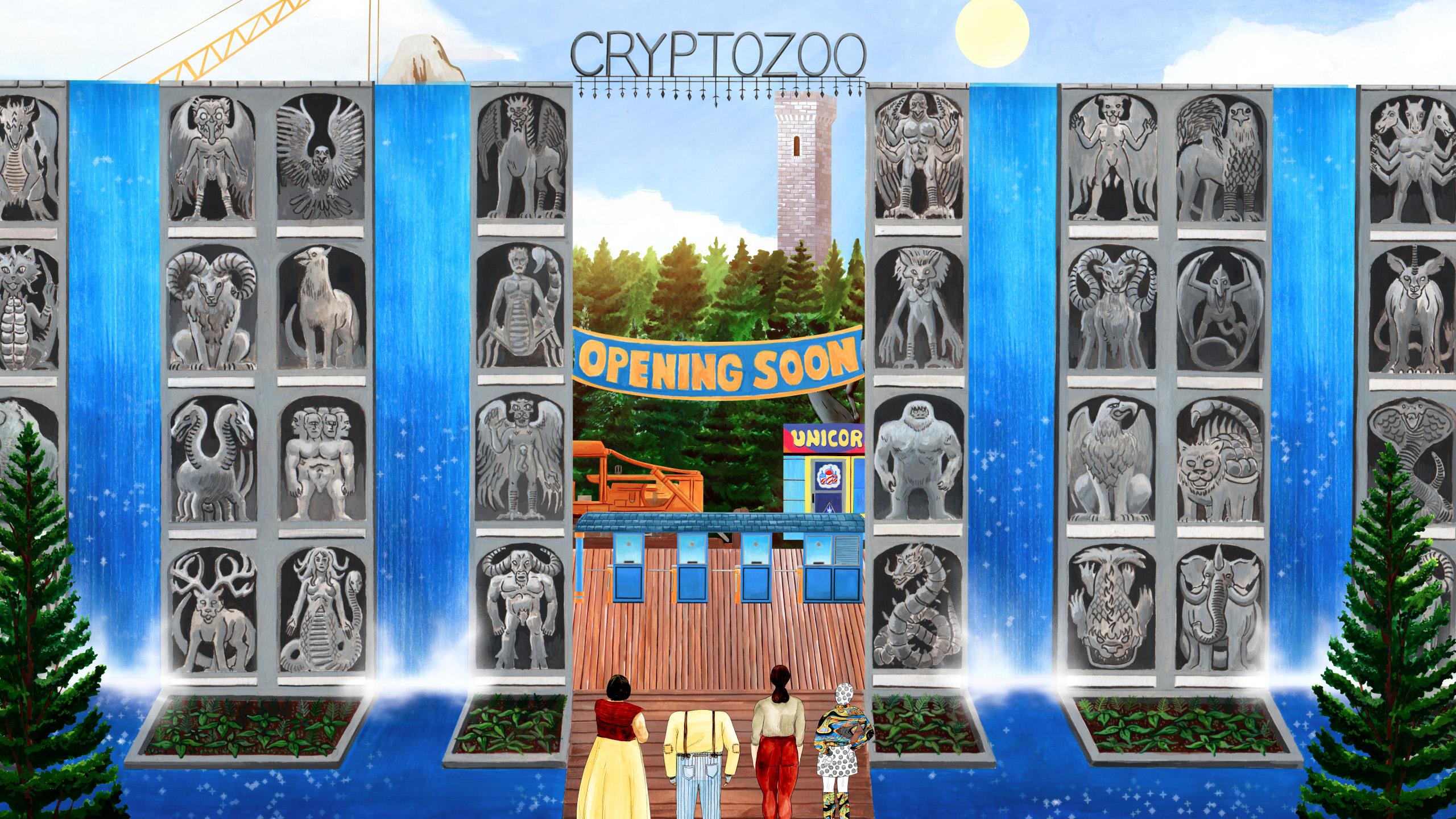 """Im """"Crytozoo"""" leben allerlei Fabelwesen, einige davon sind durchaus gefährlich. Foto: Cryptid Rescues, LLC"""