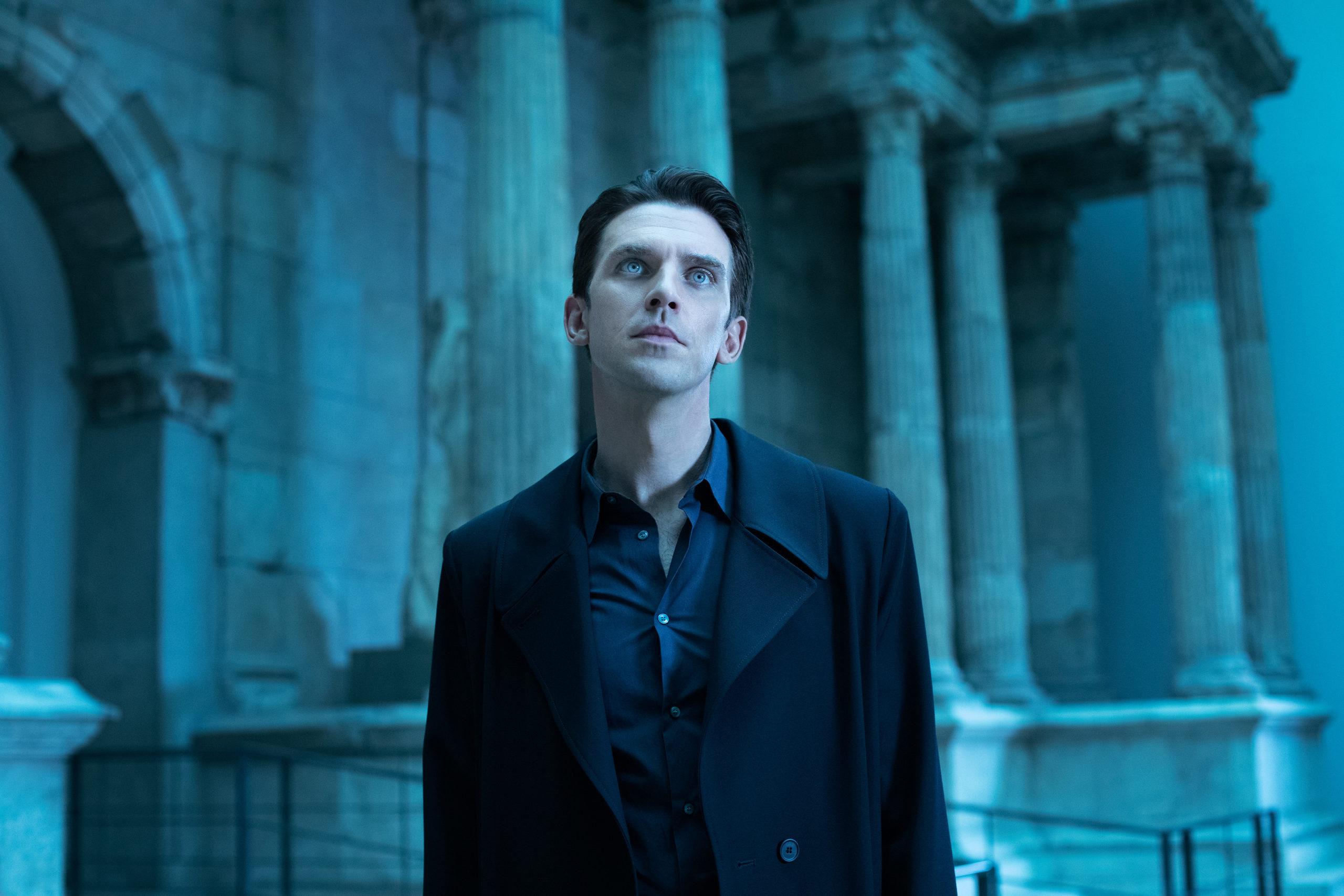"""Der perfekte Mann? Dan Stevens im Berlinale-Wettbewerbsfilm """"Ich bin dein Mensch"""". Foto: Christine Fenzl"""
