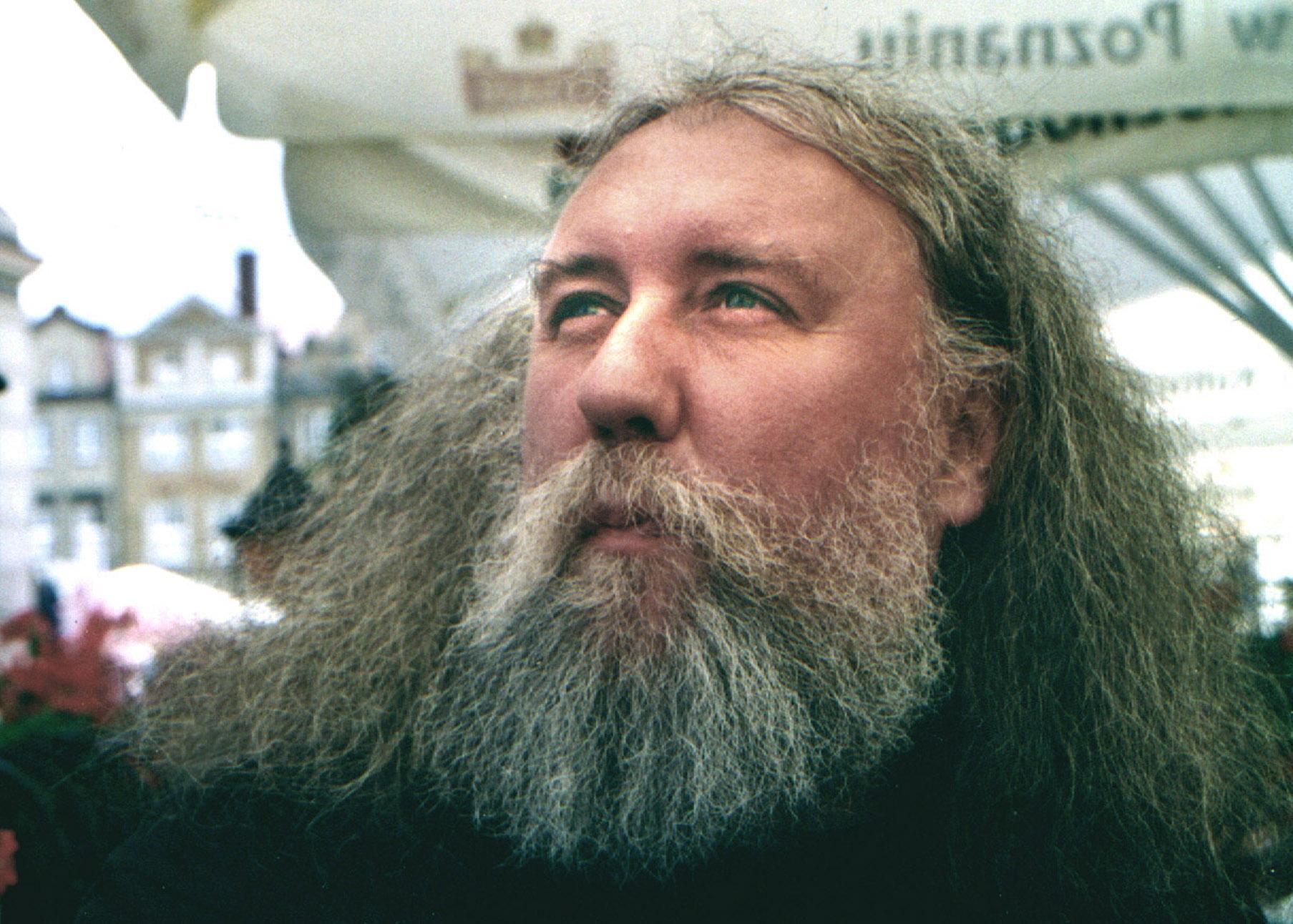 Der Fotograf Peter Homann, 2005 Foto: Gaby Homann/Wikipedia Commons/CC BY-SA 3.0
