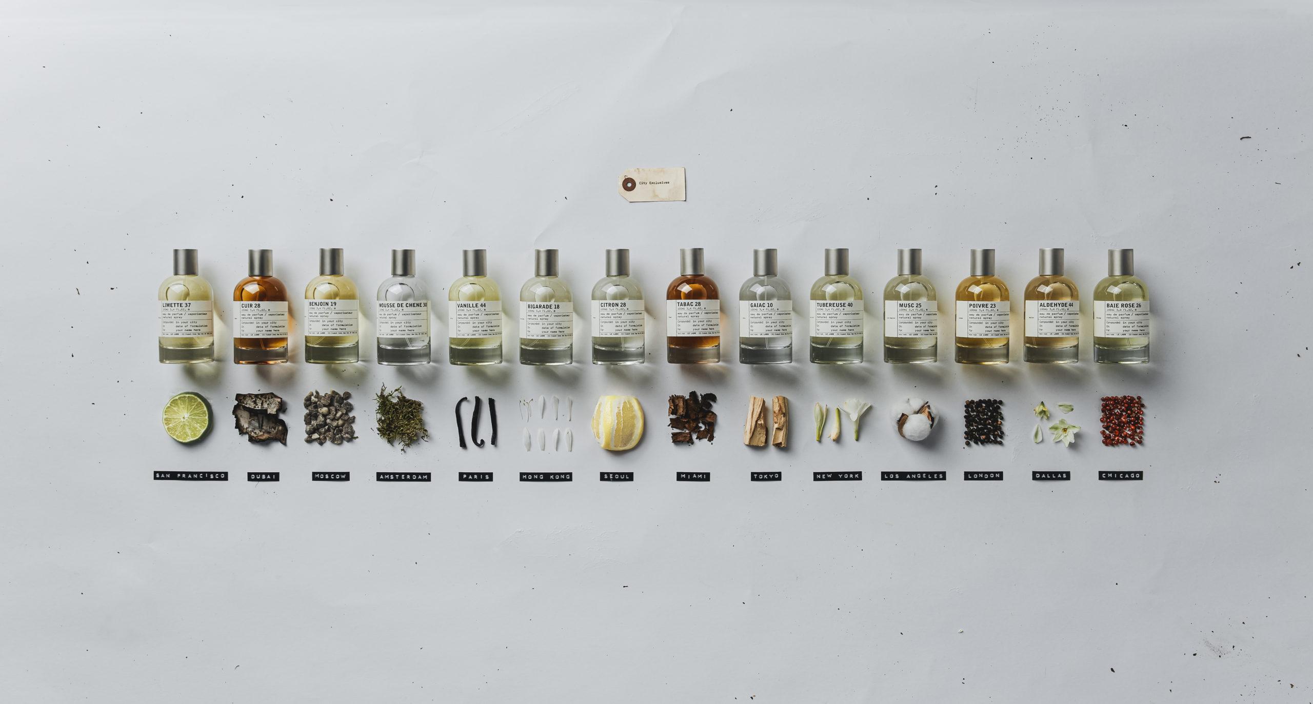 Parfümerie in Berlin Im Geschäft von Le Labo in Berlin-Mitte kann man sich Zeit nehmen, um auf den Geruch zu kommen.