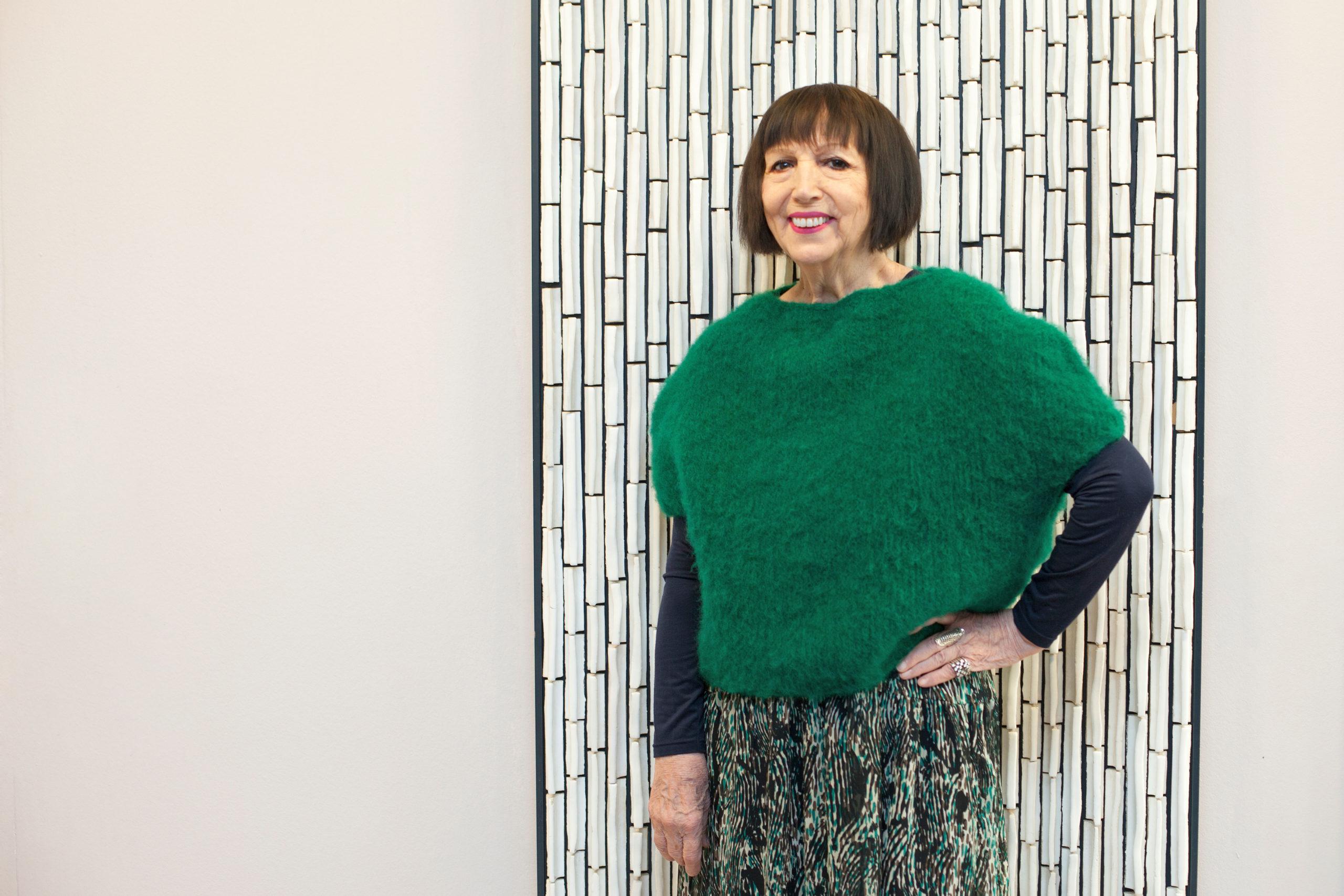 Die Berliner Modedesignerin Claudia Skoda. Foto: Patricia Schichl