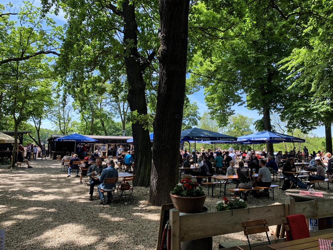 Schone Biergarten In Berlin Von Bierhof Uber Prater Bis Zenner