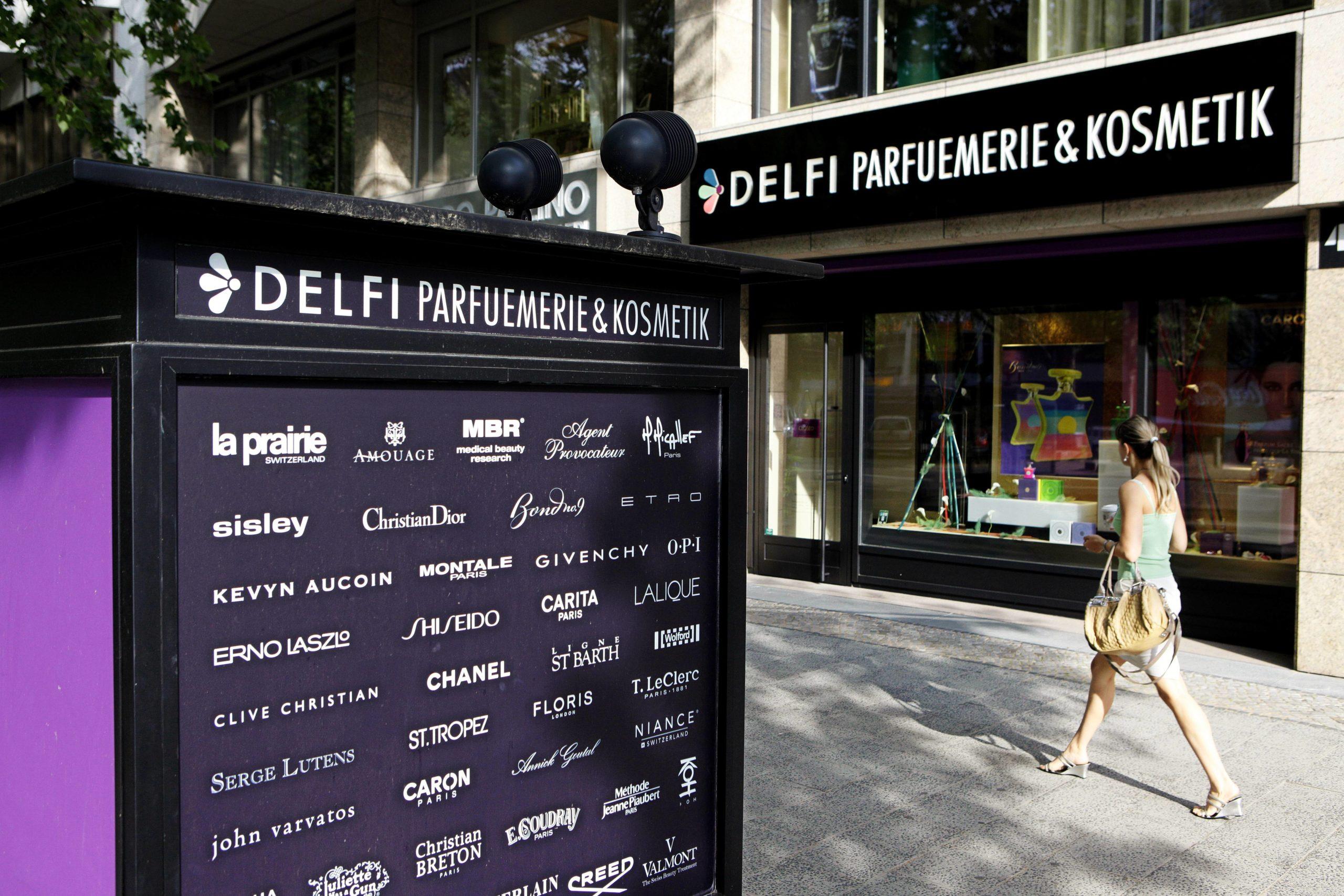 Parfümerien in Berlin: In der Delfi Parfümerie liegt der Fokus liegt auf Raritäten, Neuheiten und Düften aus der ganzen Welt. Foto: Imago/eventfotografen.de