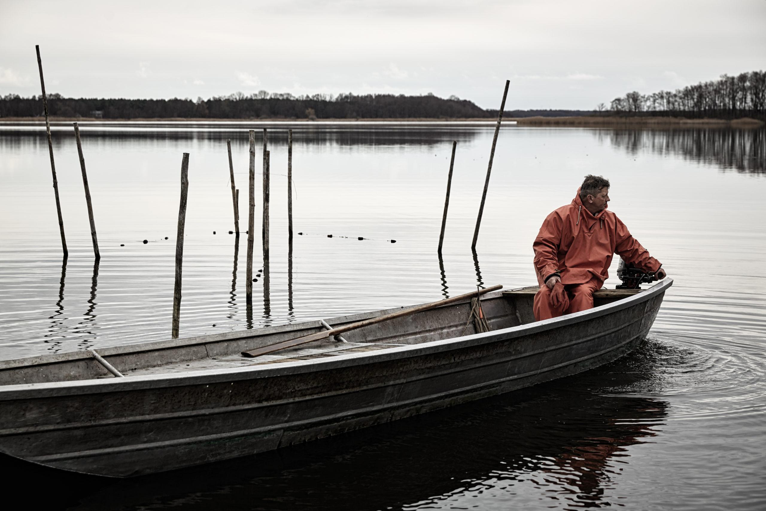 Fischerei Köllnitz Reusen