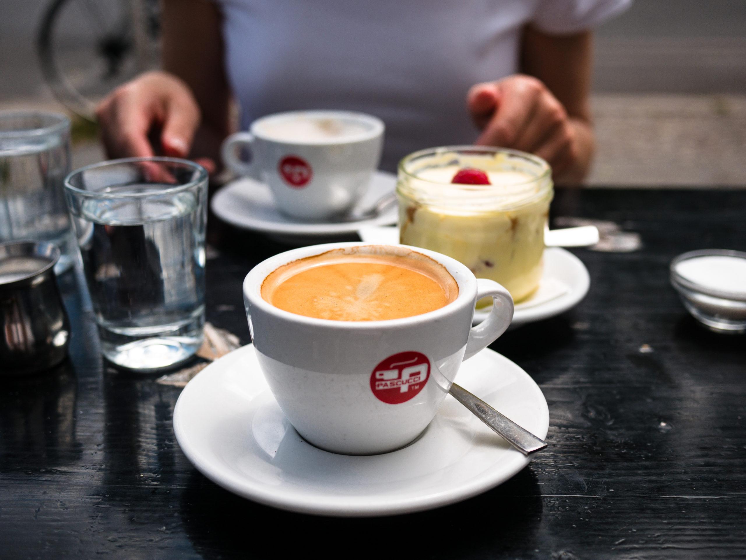 Bar Italia Kreuzberg italienisch Frühstück Kaffee