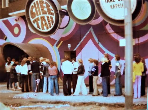 Clubs in West-Berlin: Schon in den 1970er-Jahren eine Partyinstitution, das Cheetah. Foto: Archiv Bernd Feuerhelm