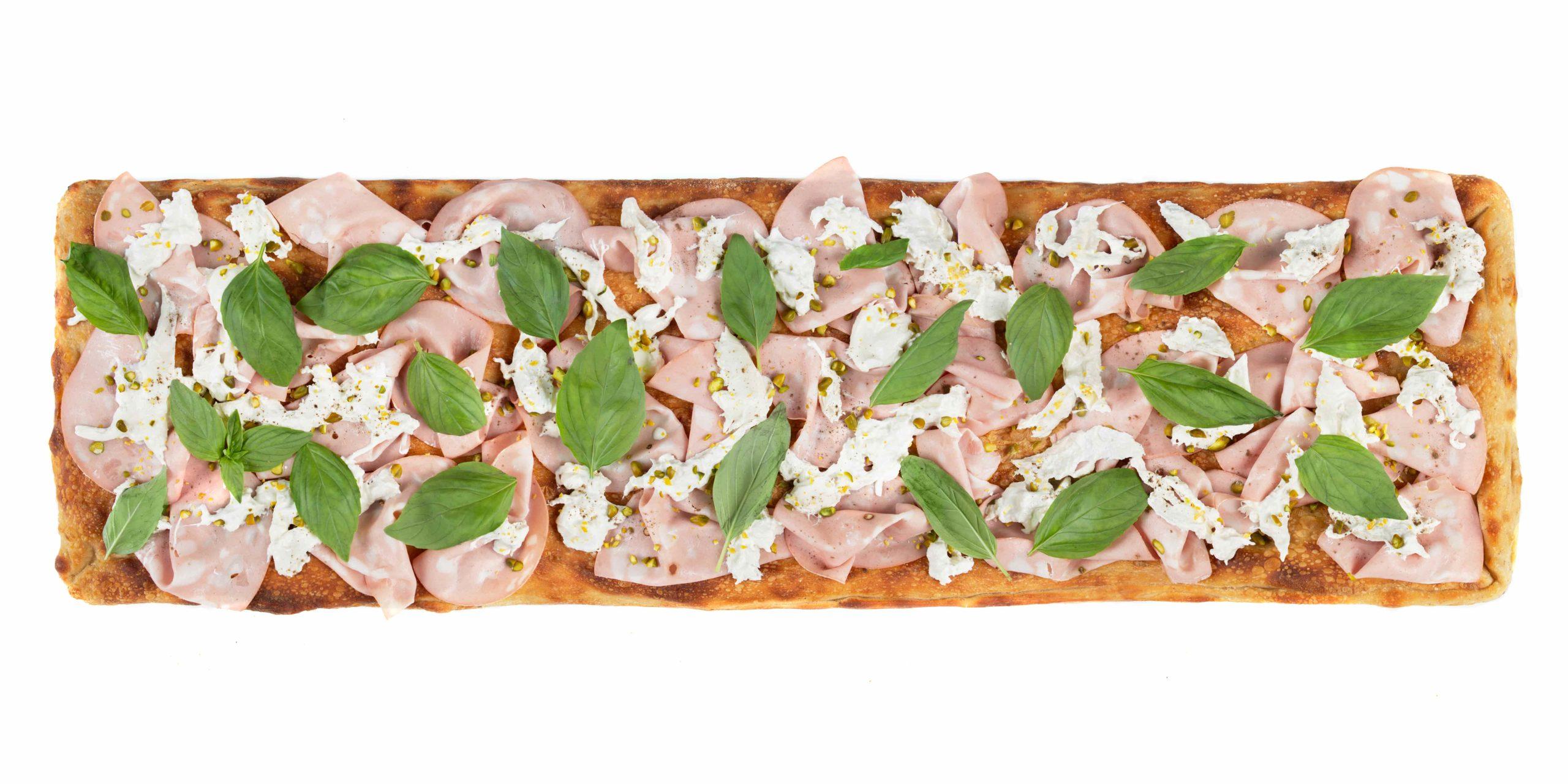 Futura Pizza Lab Friedrichshain Mortadella Bufala