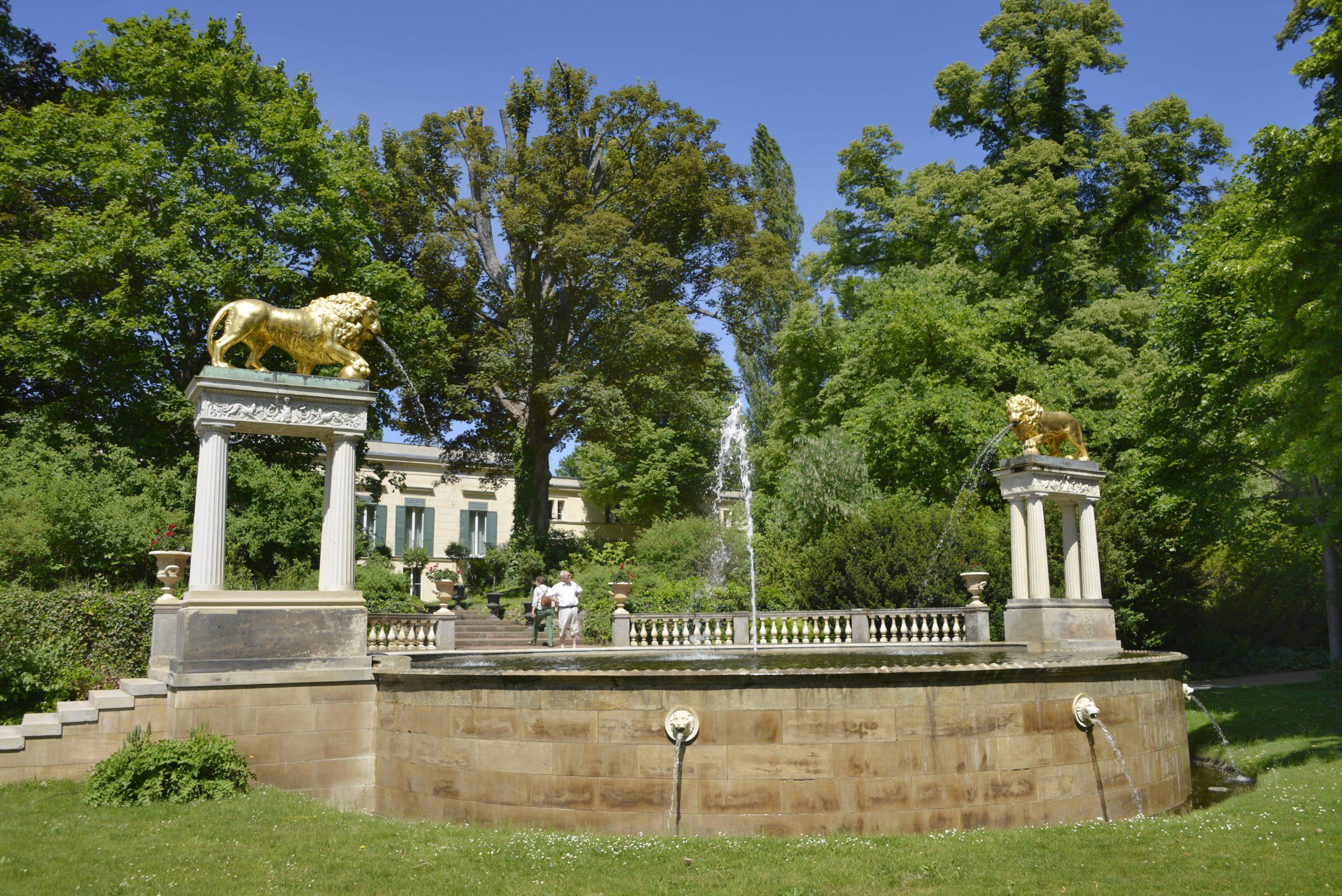 Märchen Berlin Das prächtige Schloss Glienicke und sein verwunschener Schlosspark gehören zurecht zum Unesco-Weltkulturerbe.