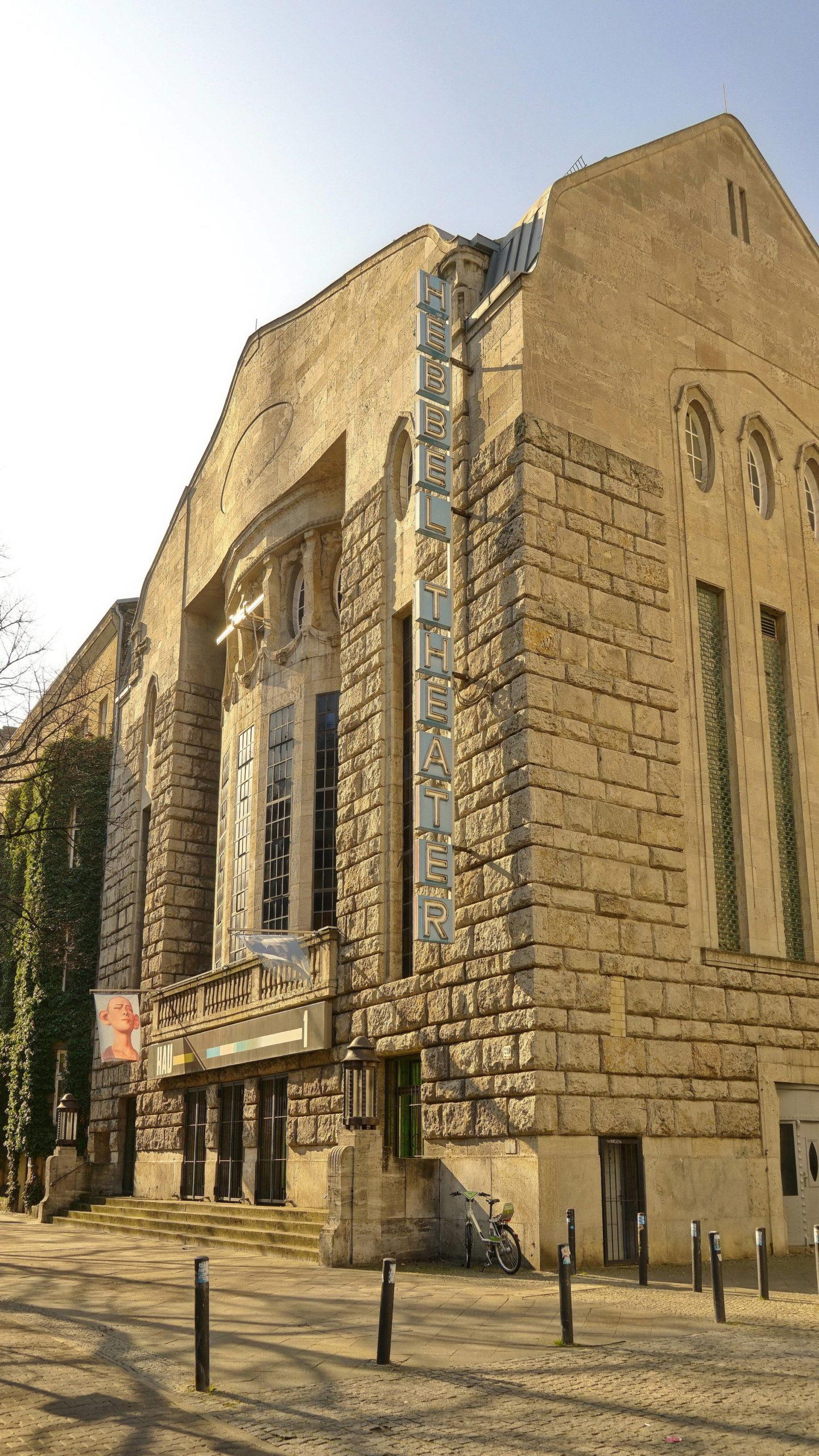 Mit dem traditionsreichen Hebbel-Theater begründete der Theaterarchitekt Oskar Kaufmann seinen Ruhm. Foto: Imago/Pop-Eye