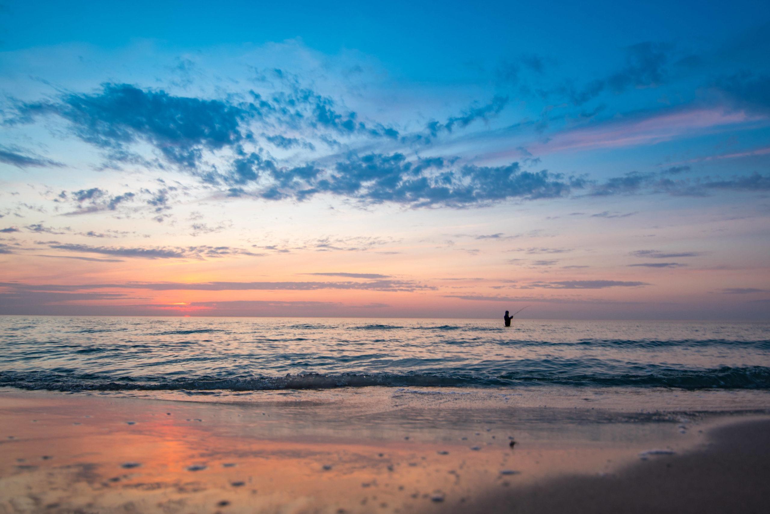 Schönste Strände Ostsee Ein Strand wie aus dem Buche ist der schöne Sandstrand Dierhagen.