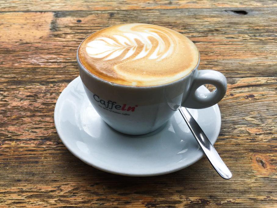 Kaffee italienisch Frühstück Marianne Rennella Lo Spazio Kreuzberg