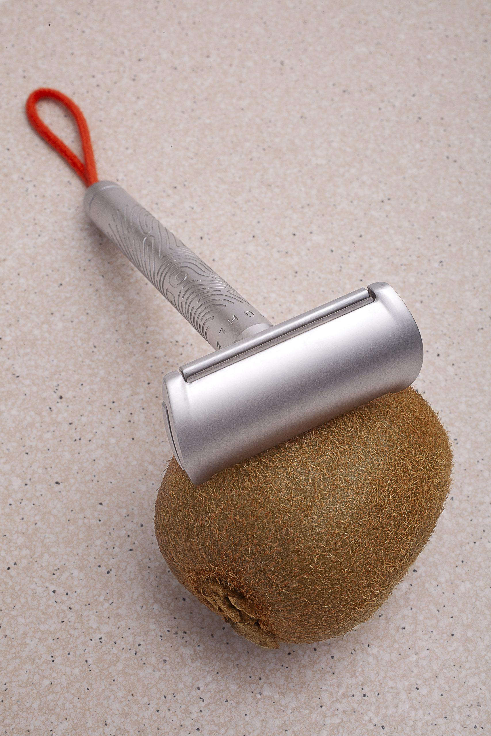 Stil Ein Rasierer für alle Lebensphasen und Körperstellen: Der Companion Razor von Mühle ist als Unisex-Werkzeug gedacht.