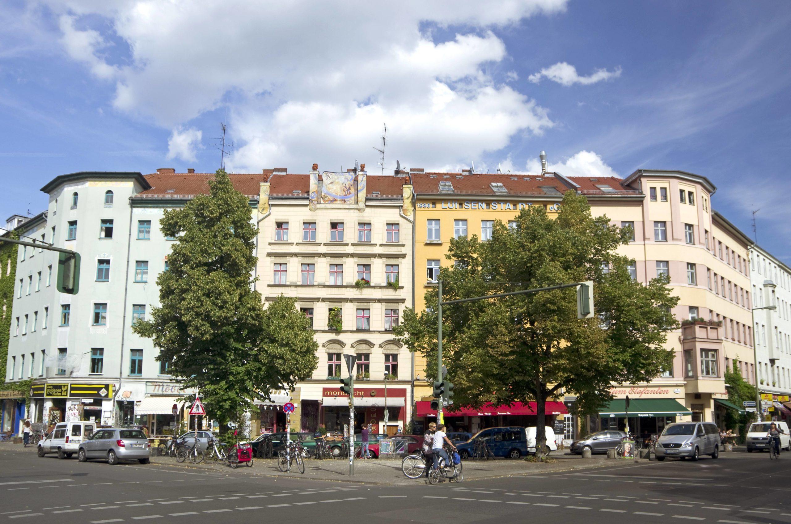 Der Heinrichplatz in Kreuzberg soll in Rio-Reiser-Platz umbenannt werden. Foto: Imago/Westend61