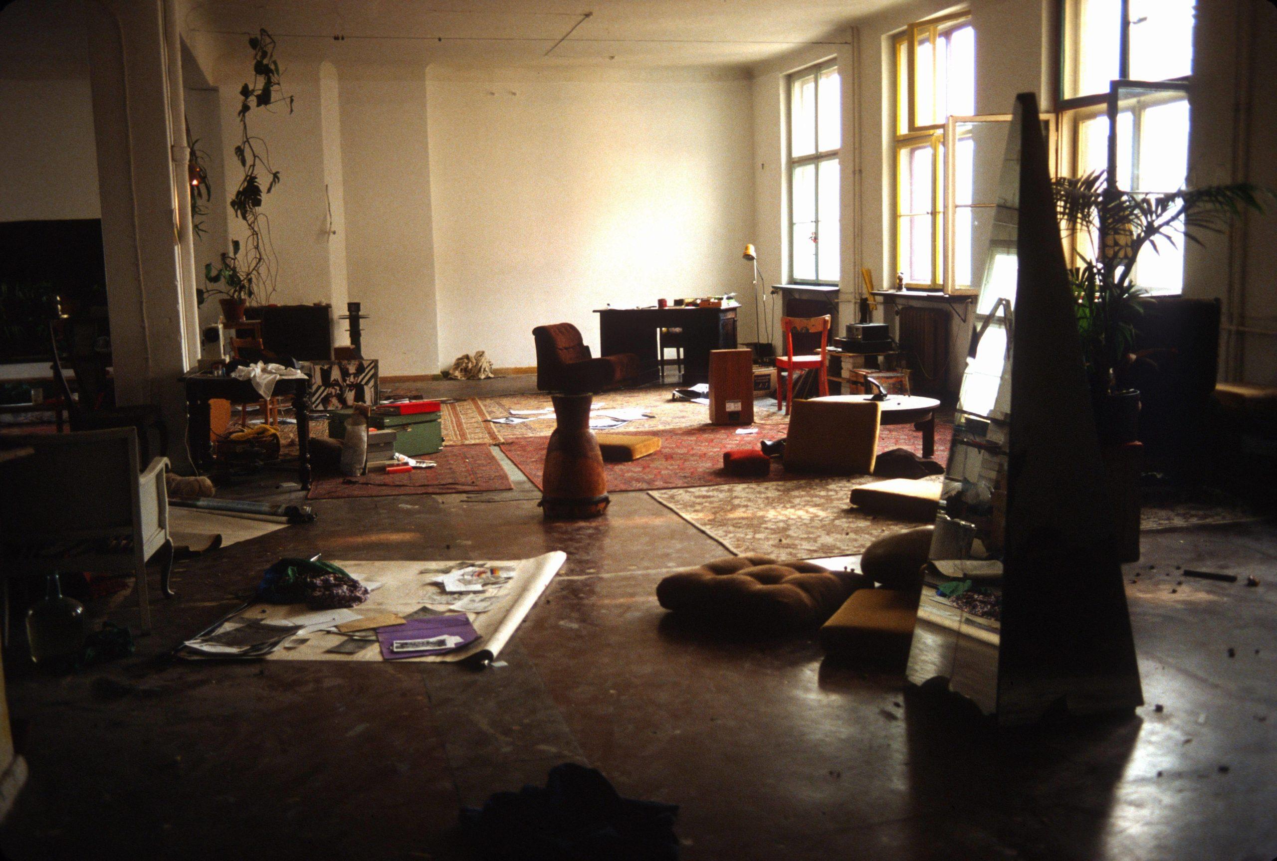 Berlin und Ton Steine Scherben: Georg von Rauch-Haus, West-Berlin. Foto: Imago/Ilse Ruppert/Photo12
