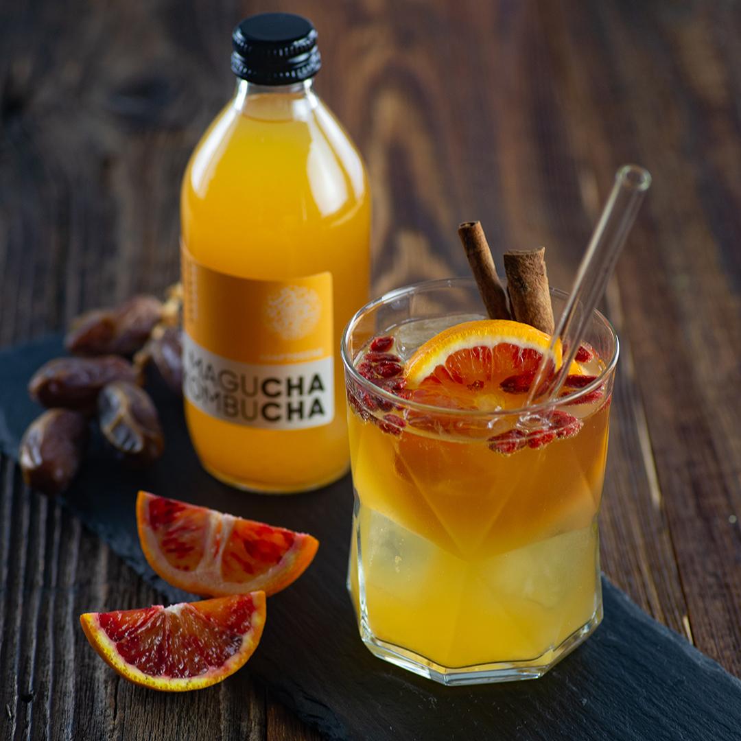 Magucha als Cocktail