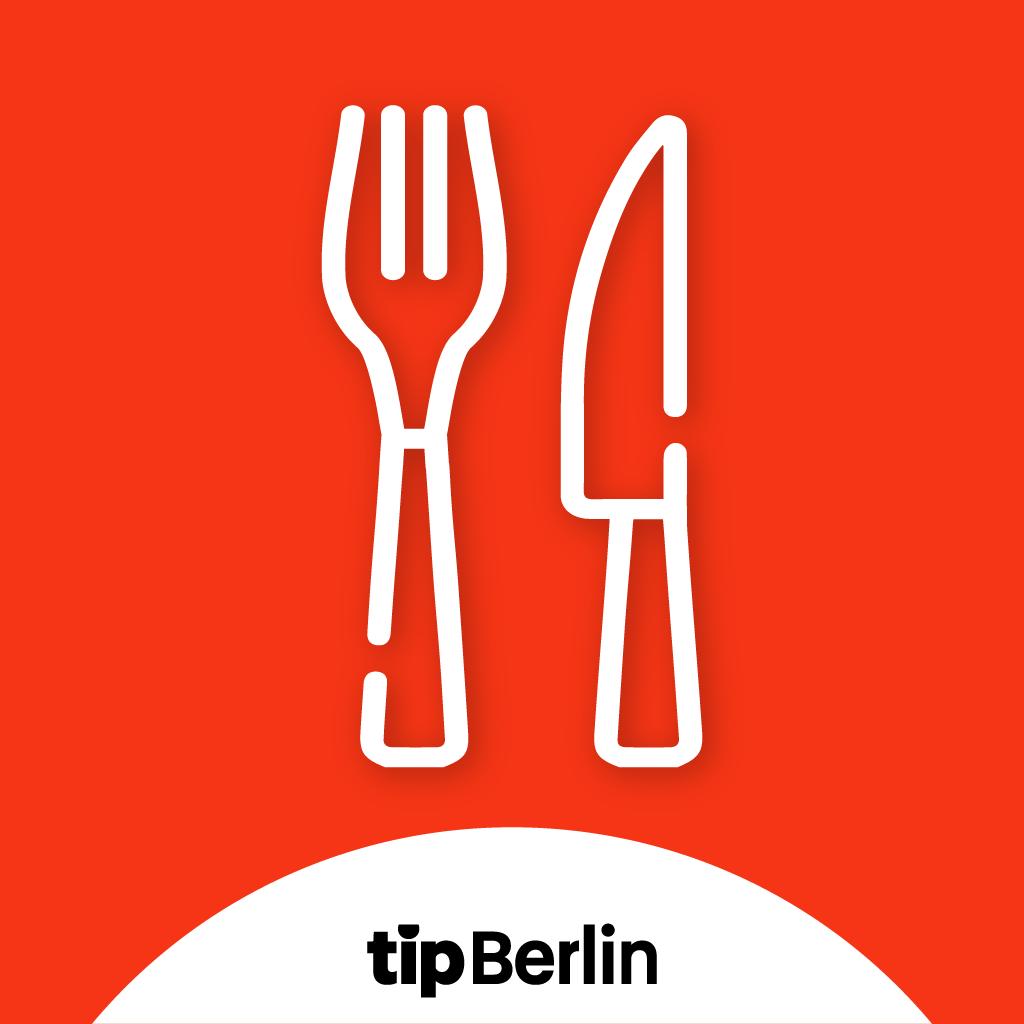 Logo Berlin Food App
