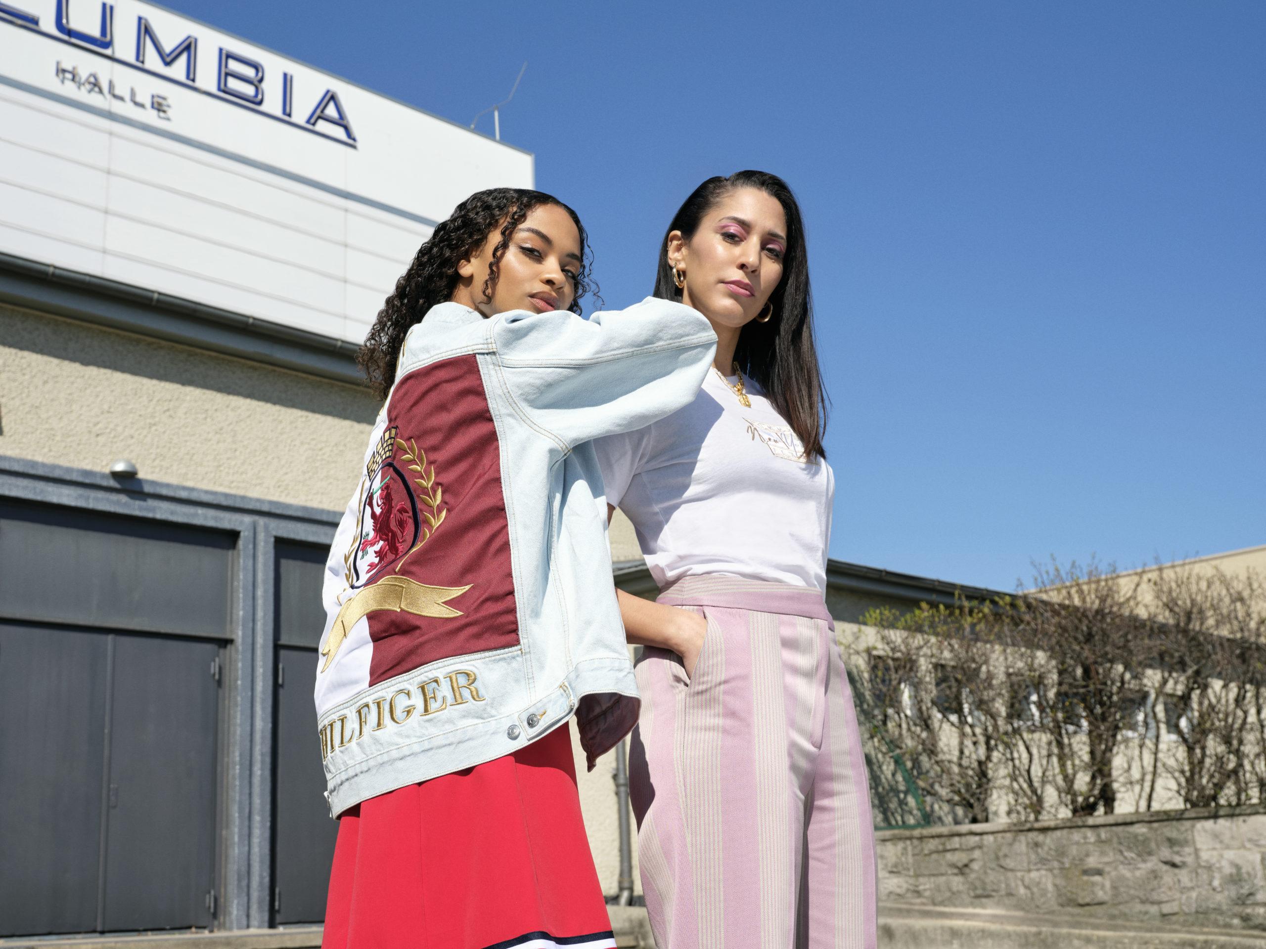 Stil Ende Juni eröffnet ein neuer Tommy-Hilfiger-Store am Kudamm; Die neue Kollektion wird mit einer smarten Social-Media-Kampagne beworben.
