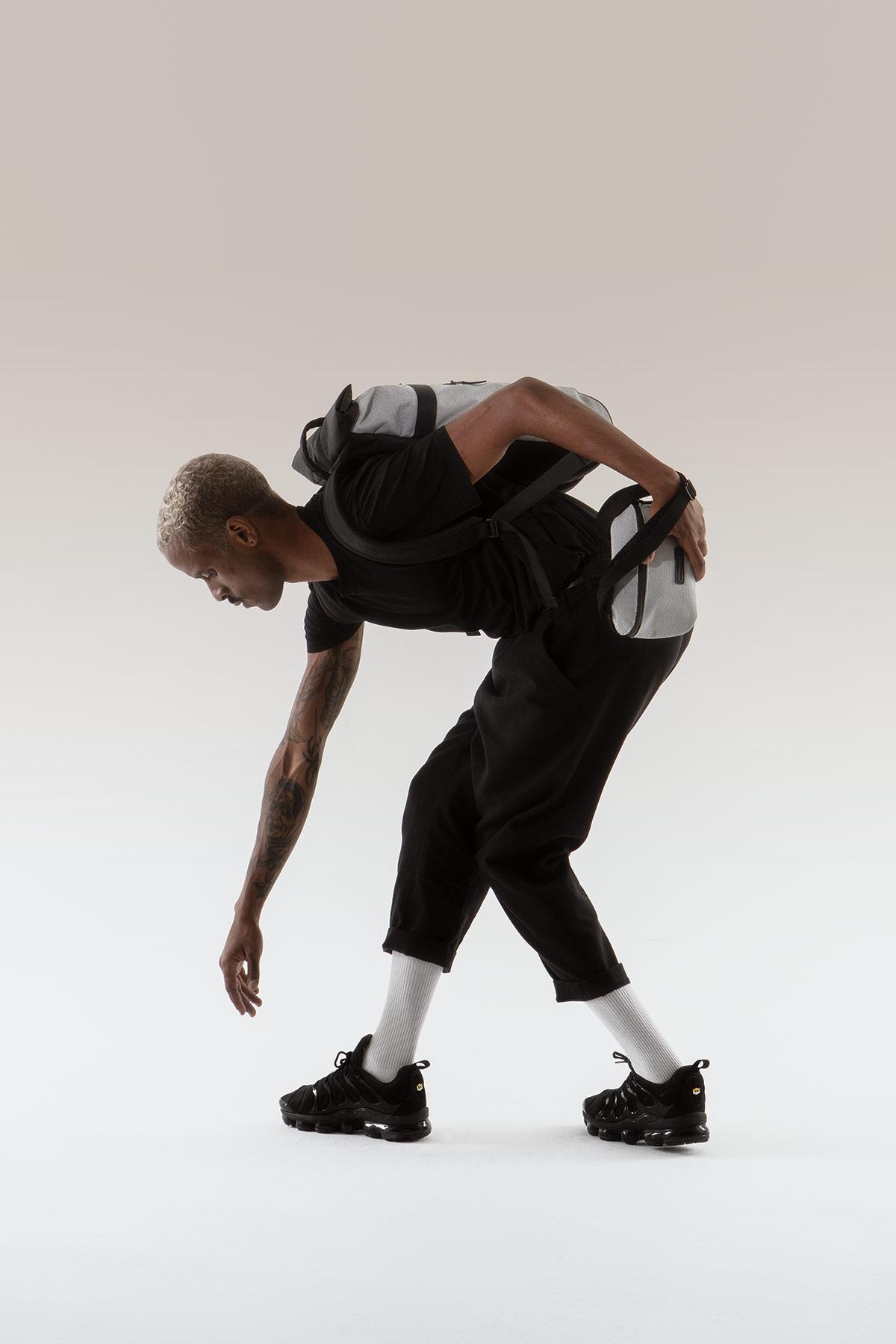 Stil Minimalistisch schick, dazu auf recyceltem Material und vegan: Mit den Rucksäcken und Taschen von Ucon Acrobatics fühlt man sich en vogue und trägt ein gutes Gewissen mit sich herum.