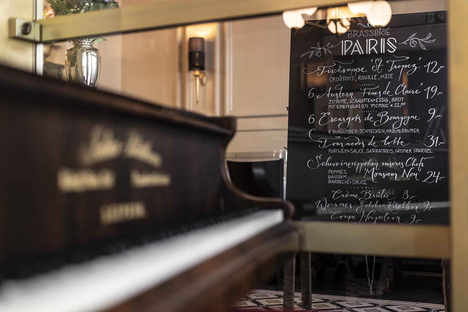 Brasserie Le Paris Kurfürstendamm 211 10719 Berlin https://brasserie-leparis.com/