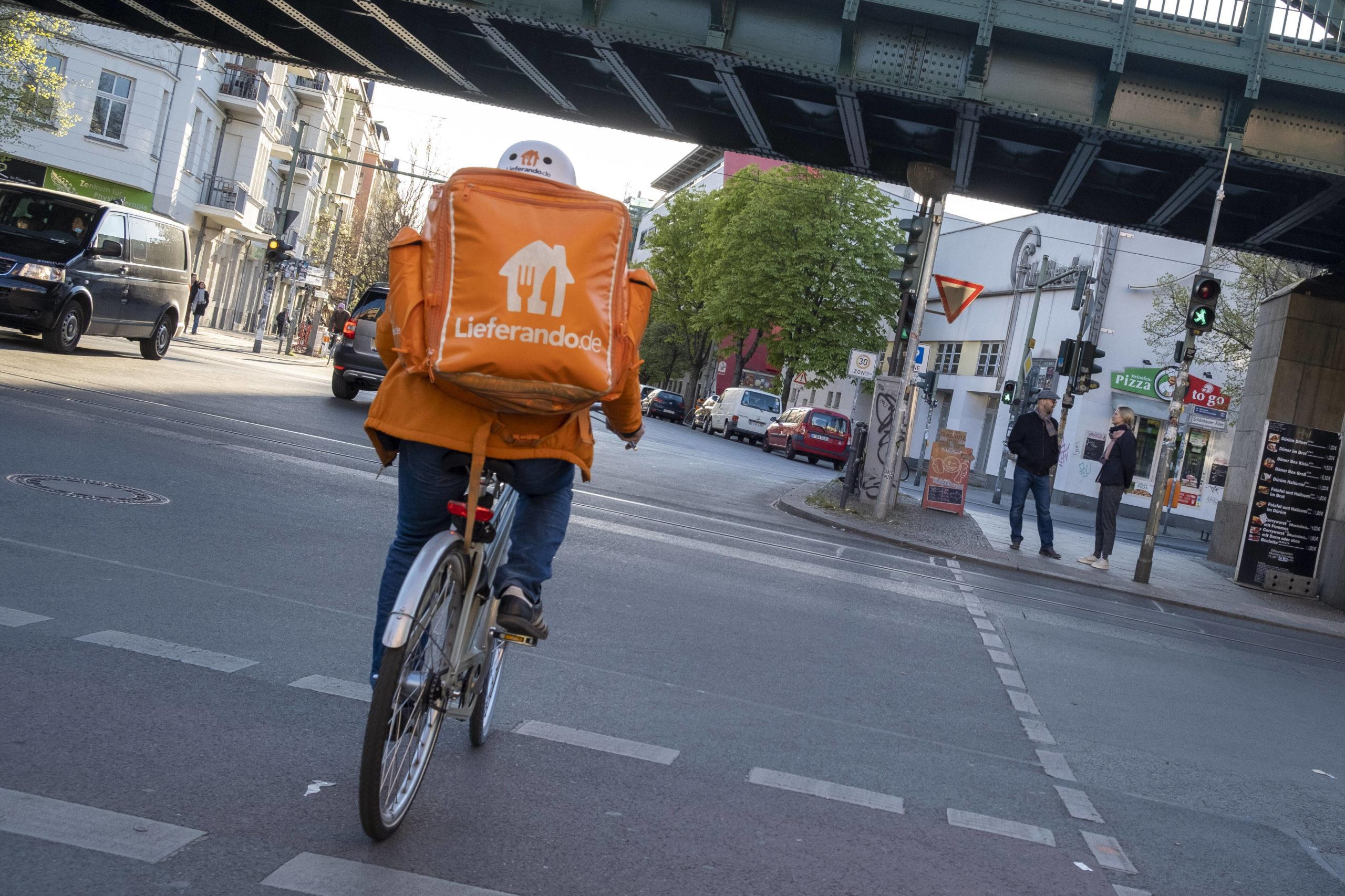 Lieferando führt Rebowl Mehrwegsystem für Behälter in Berlin ein