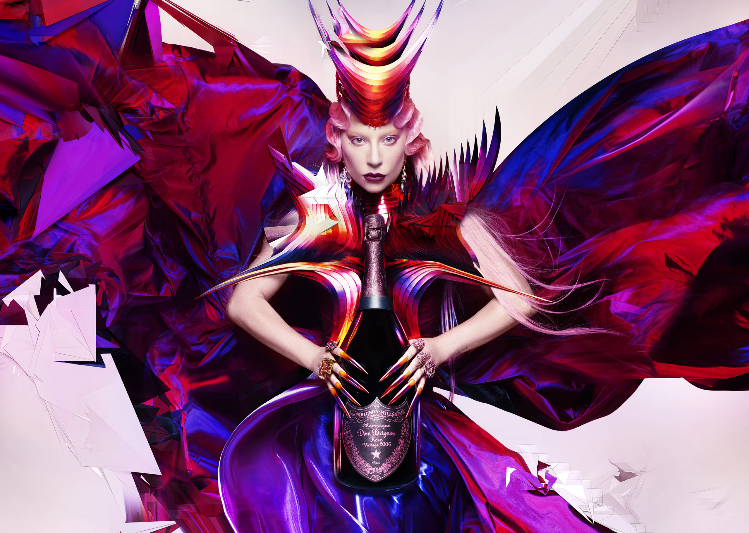 Der gesamte Erlös der exklusiven Objekte geht an Lady Gagas