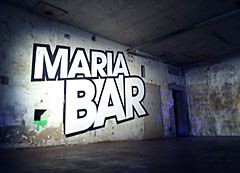 Maria Bar beim Nuits Sonores 2008 in Lyon