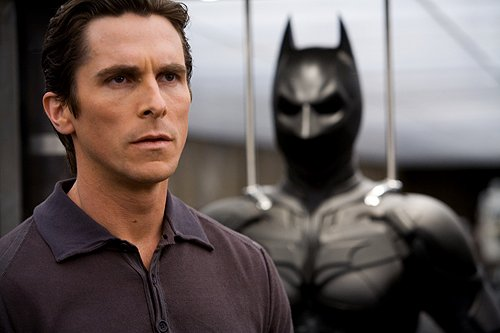 Christian Bale in