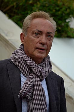 Udo Kier in Cannes 2011